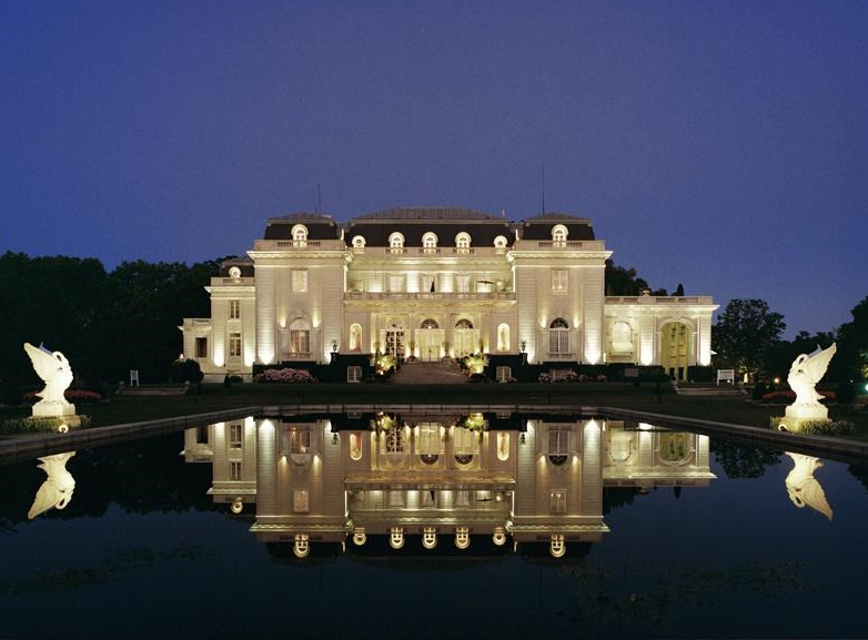 41,000 Square Foot French Chateau In Buenos Aires, Argentina