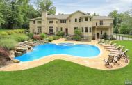 $2.25 Million Stone & Stucco Home In Franklin Lakes, NJ