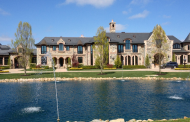 31,000 Square Foot French Inspired Stone & Brick Mansion In Colts Neck, NJ