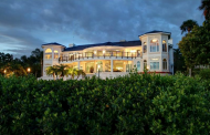 12,000 Square Foot Waterfront Mansion In Tierra Verde, FL