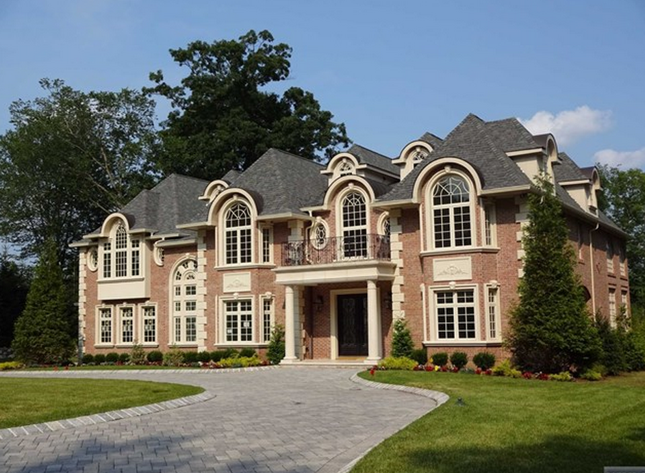 Upper Saddle River Nj >> 13 000 Square Foot Newly Built Brick Mansion In Upper Saddle River
