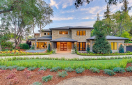 $8.188 Million Newly Built Contemporary Craftsman Style Mansion In Arcadia, CA