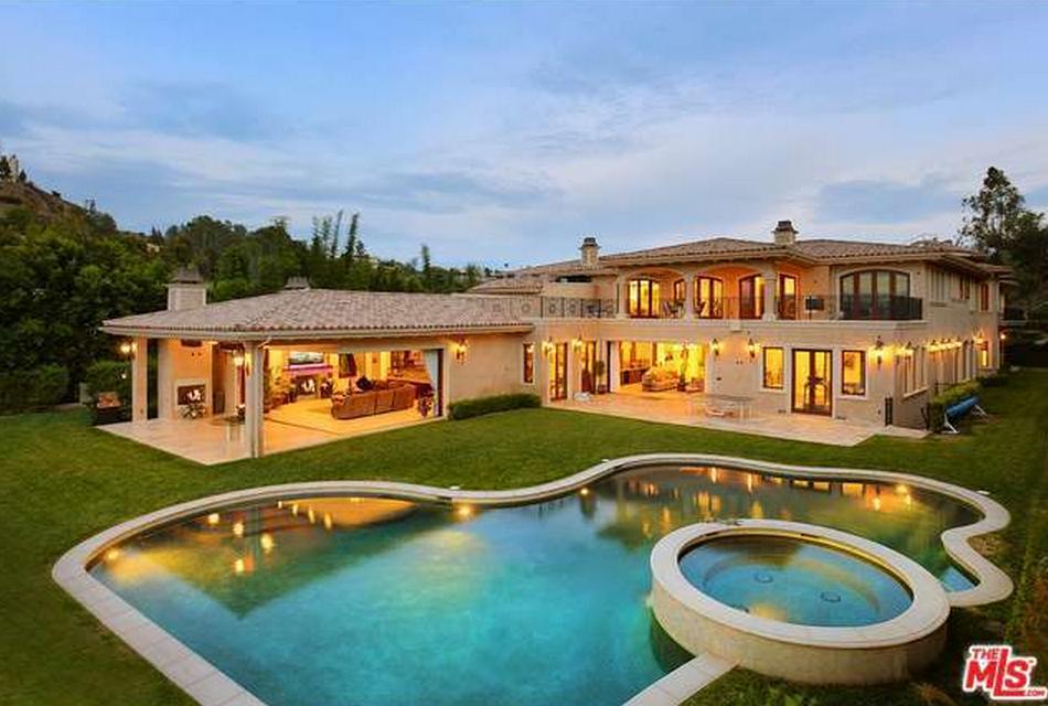 $24.995 Million Newly Built Mediterranean Mansion In Beverly Hills, CA