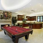 Billiards Room w/ 2nd Kitchen