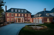 14,000 Square Foot Newly Built Brick Mansion In Toronto, Canada