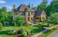 $1.795 Million Brick & Stone Mansion In Knoxville, TN