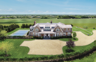 $10.995 Million Newly Built Shingle Style Mansion In Bridgehampton, NY