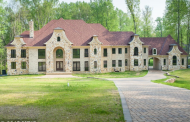14,000 Square Foot Newly Built Brick Mansion In Ellicott City, MD