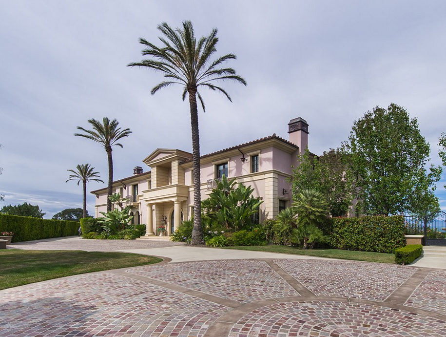 Rent Adrienne Maloof's Beverly Hills Mansion For $150,000/Month!