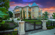 Stunning 23,000 Square Foot Waterfront Mansion In Sarasota, FL!