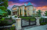 Stunning 23,000 Square Foot Waterfront Mansion In Sarasota, FL!