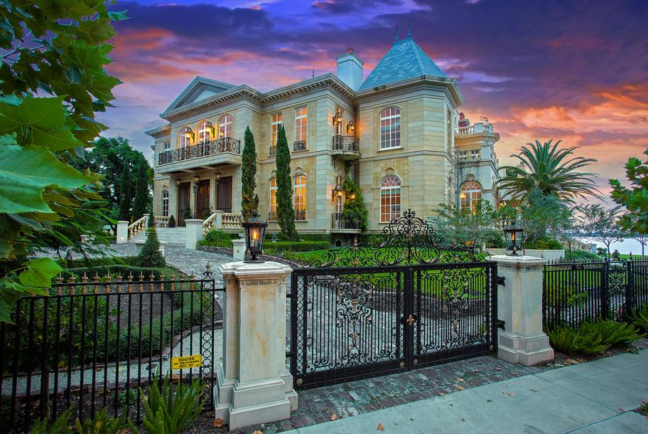 Waterfront homes for sale sarasota fl sarasota fl for Florida mansions for sale
