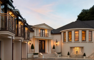 $6.488 Million European Inspired Home In Saratoga, CA