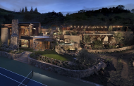 23,000 Square Foot Estate In Orinda, CA