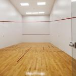 Indoor Raquetball Court