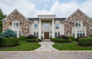 $3.3 Million Stone & Stucco Mansion In Chester Township, NJ