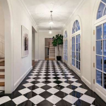 Hallway w/ Staircase