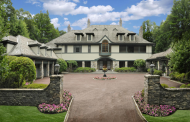 16,000 Square Foot Country Manor Home In Greenwich, CT