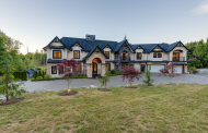 $3.2 Million Mansion In British Columbia, Canada