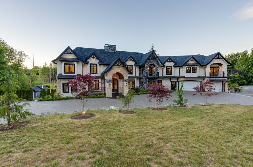 $3.2 Million Mansion In British Columbia, Canada