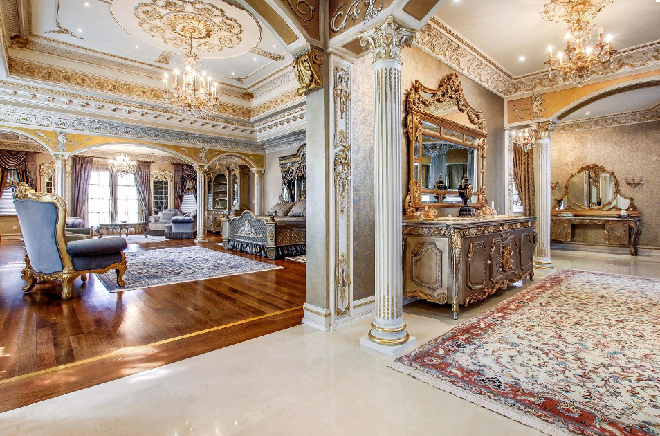 Lavish French Inspired Mansion In Ontario Canada Homes