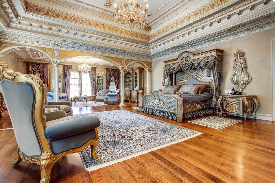 Lavish French Inspired Mansion In Ontario, Canada