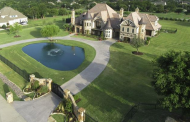 10,000 Square Foot French Tudor Mansion In Prosper, TX