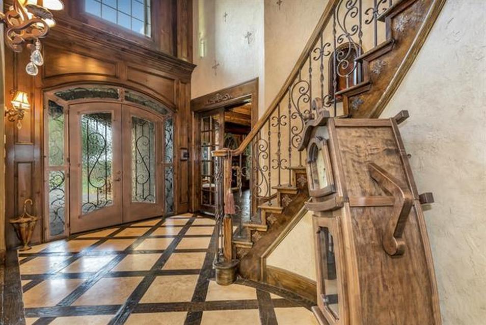 10 000 square foot french tudor mansion in prosper tx for French tudor