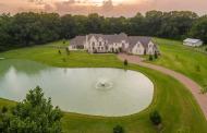 10,000 Square Foot Brick Mansion In Arlington, TN For Under $2 Million!