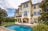 Mediterranean Mansion In Beverly Hills, CA – $35,000/Month