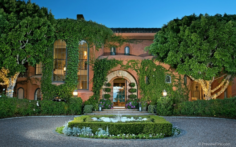 Jenny Craig's Former Del Mar, CA Home On The Market For $14.995 Million