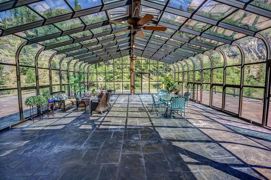 Sleeping Hot Springs Mountaintop Estate Hamilton Montana Homes The Rich