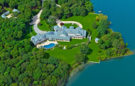 Burnt Point – A $95 Million Waterfront Estate In Wainscott, NY