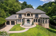 $4 Million Stone & Stucco Mansion In McLean, VA