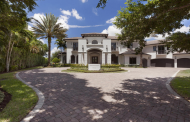$5.95 Million Mansion In Boca Raton, FL