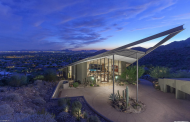 $3.995 Million Contemporary Home In Scottsdale, AZ