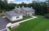 $4.25 Million Federal Style Mansion In Franklin Lakes, NJ