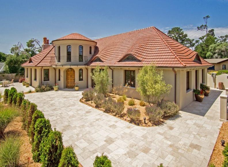 $5.9 Million Mediterranean Home In Pebble Beach, CA