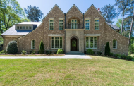 $3.3 Million Newly Built Brick Mansion In Atlanta, GA
