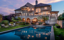 $4.75 Million Brick Mansion In Lexington, KY