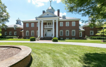 $4.25 Million Georgian Colonial Mansion In Sparks Glencoe, MD