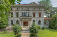 Washington Terrace – A Historic Mansion In Saint Louis, MO For Under $1.5 Million!