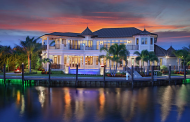 $4.9 Million Waterfront Home In Palm Beach Gardens, FL