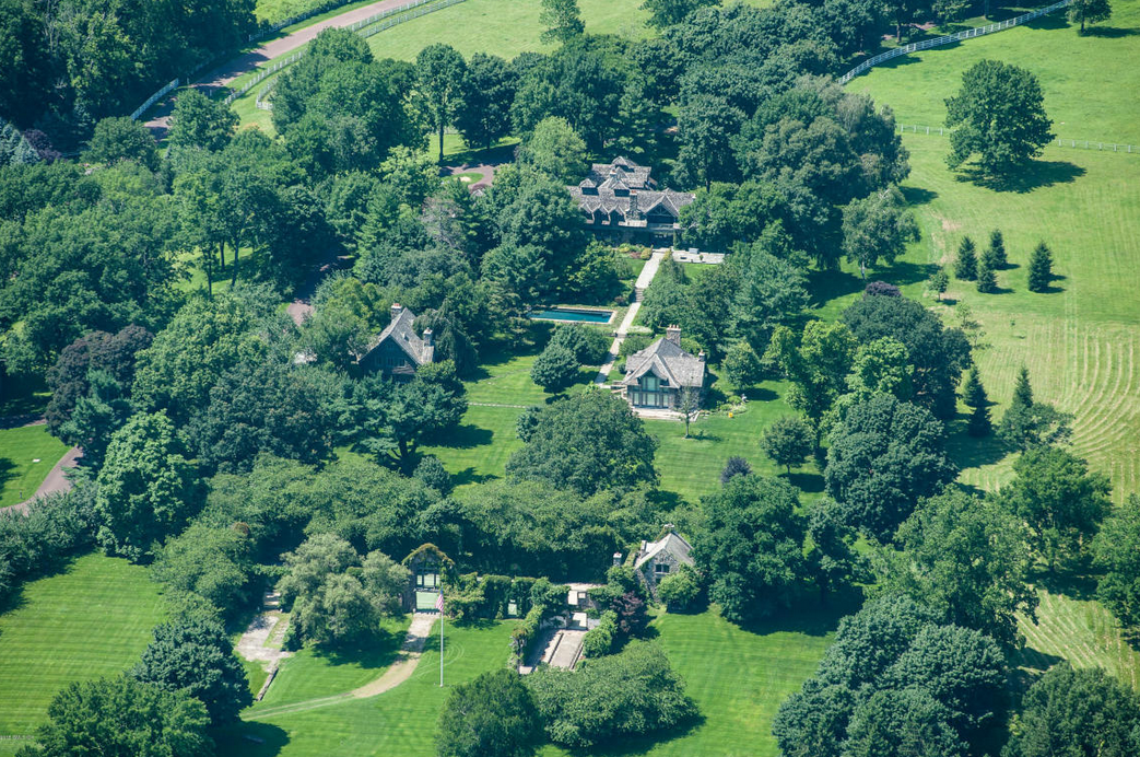 $65 Million Historic Estate In Greenwich, CT