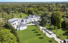 Stately 21,000 Square Foot Newly Built Mansion In Surrey, England
