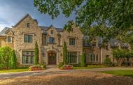 Sterling Hall – A 17,000 Square Foot Brick Mansion In Atlanta, GA