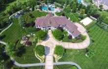 $4.1 Million Brick Mansion In Colts Neck, NJ