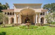 Palazzo Lombardy – A $19 Million Newly Built Mediterranean Mansion In Pasadena, CA