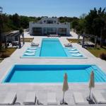 Main House & Pools