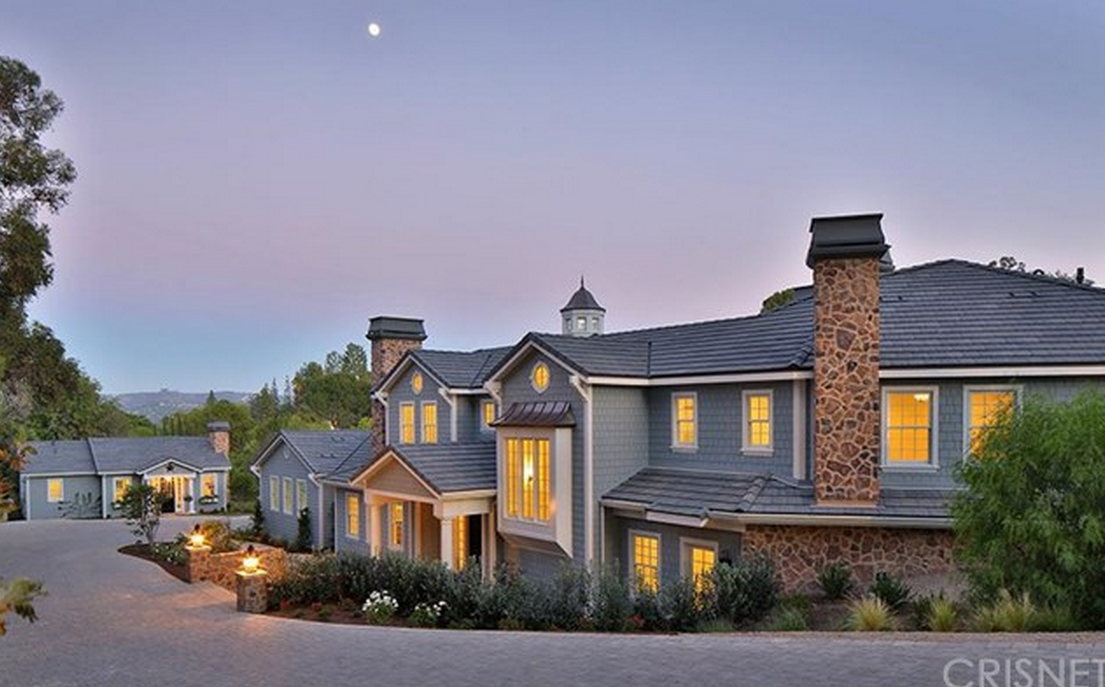 $9.875 Million Newly Built Estate In Hidden Hills, CA